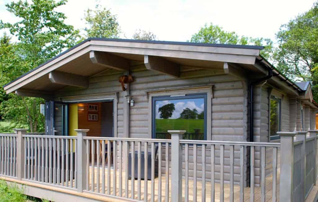 Norwegian Log Cabin (granny annex)