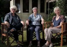 a secure older life - the 3 ladies