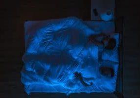 couple in bed - sleep post