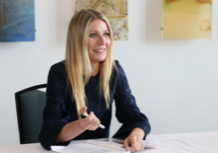 """Gwyneth Paltrow is now selling vitamins that she says can cure an imaginary disease called """"adrenal fatigue."""""""